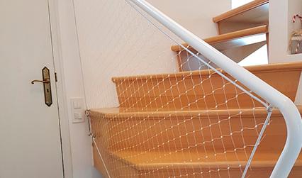 Redes de seguridad para tu hogar
